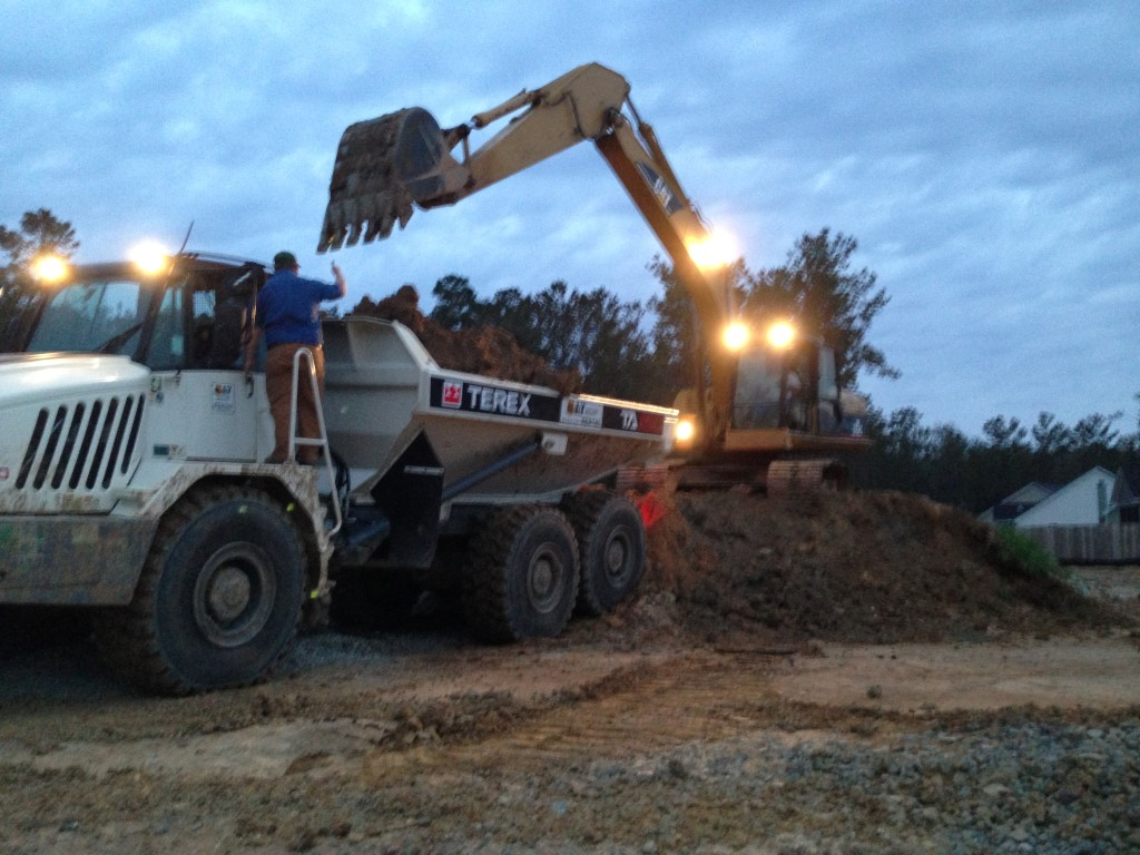 Carolina Contracting Solutions Llc Site Logistics Heavy Hauler 7998 Is A General And Work Division Of In Ridgeville Sc Family
